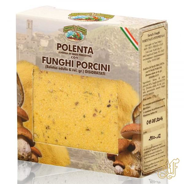 Polenta Con Funghi Porcini Pictures to pin on Pinterest