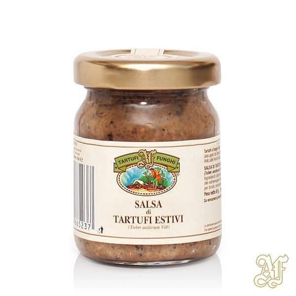 salsa di tartufi estivi