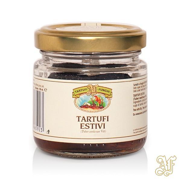 tartufi estivi conservati