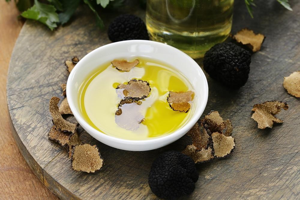 Olio tartufato: 5 trucchi per farlo a casa!