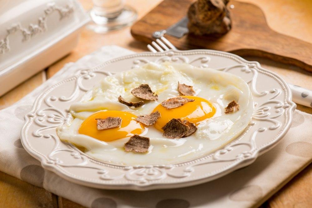 tartufo bianchetto ricette