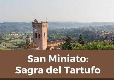 Sagra del tartufo San Miniato 2017