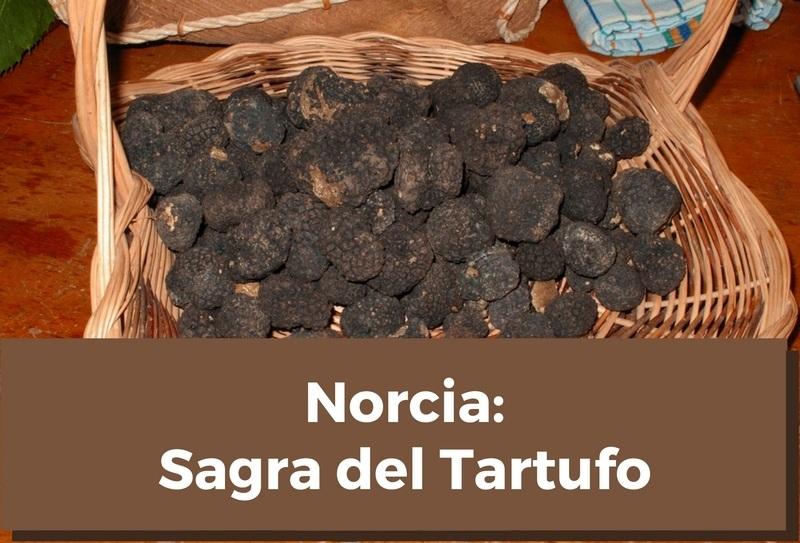 Sagra del tartufo di Norcia 2018: tutte le info utili!
