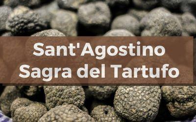 Sagra del Tartufo di Sant'Agostino: informazioni e curiosità.