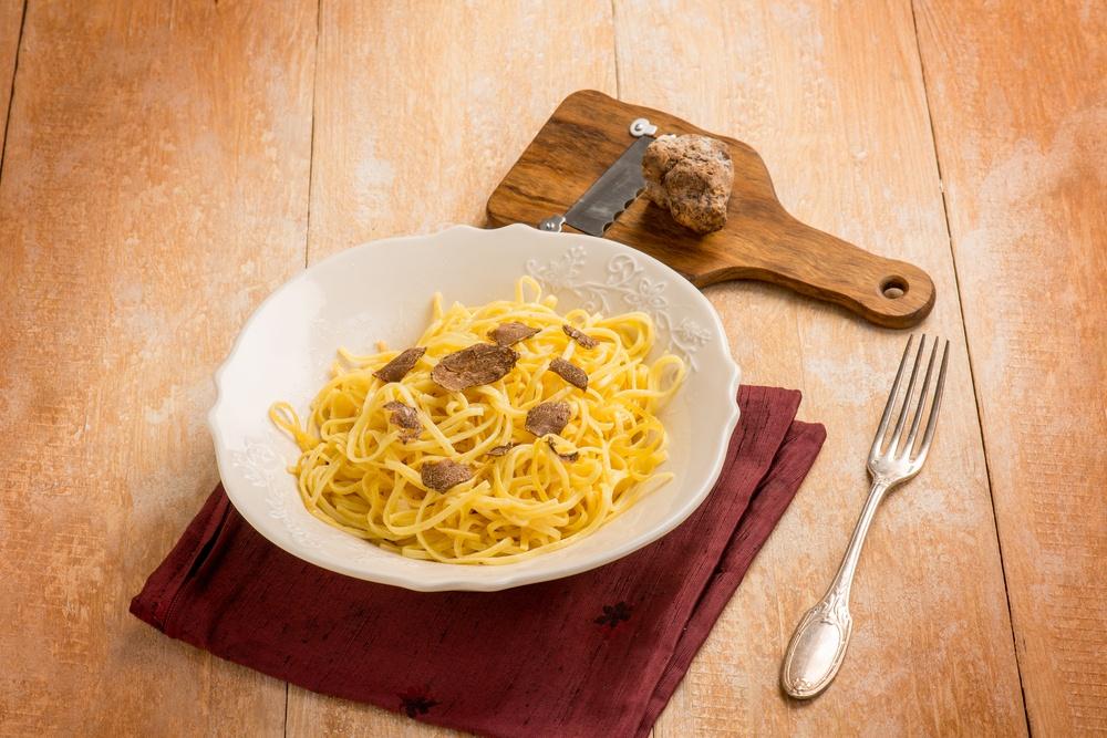 Tagliatelle con Tartufo Bianchetto: una ricetta esclusiva!