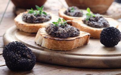 Salsa al Tartufo Nero: una ricetta semplice e molto gustosa