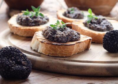 salsa al tartufo nero ricetta